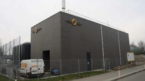 Hybridkraftwerk Solothurn